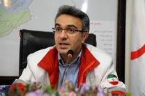 انجام 260 عملیات امداد و نجات جاده ای و شهری در مازندران