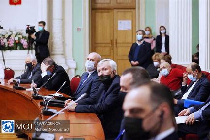 سفر قالیباف رییس مجلس به روسیه