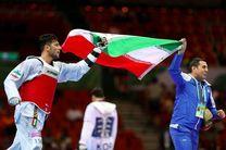 سومین طلای ایران در یونیورسیاد بر گردن رجبی