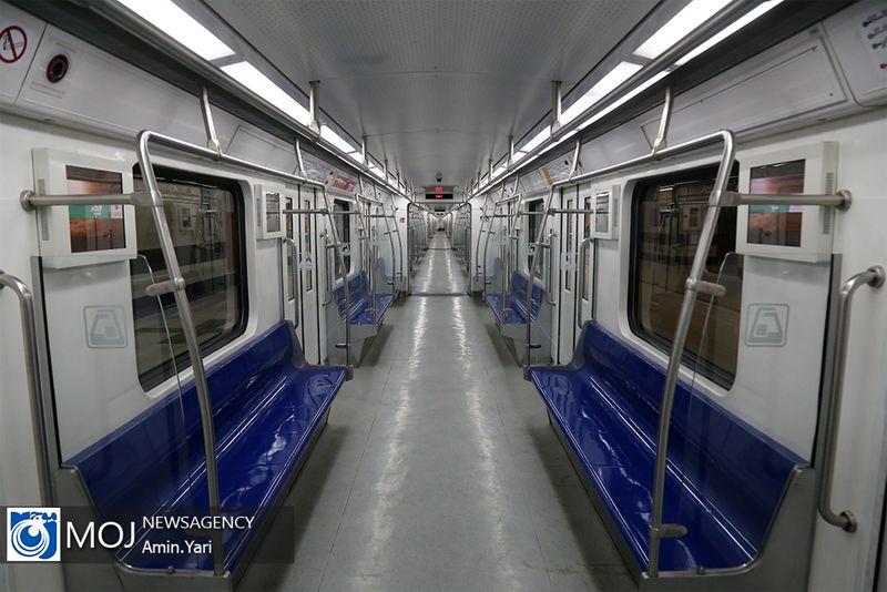 اهدای ۳ هزار ماسک از طرف یک شرکت چینی به مترو
