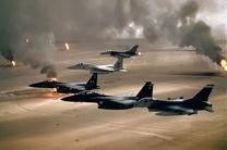 جنگنده های آمریکایی به سوریه حمله کردند