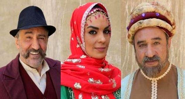 ادامه تصویر برداری سریال افسانه هزار پایان در شهرک غزالی