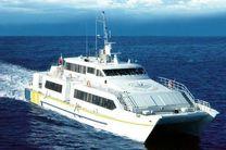 شرایط جهت تردد دریایی ایمن است