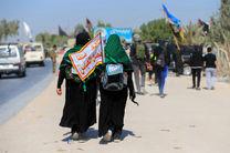 ورود بیش از ۱۲هزار زائر اربعین حسینی از مرز آستارا