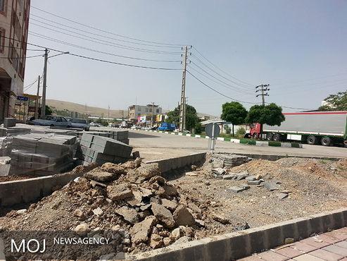 دسترسی دانشگاه آزاد کرمانشاه به جاده اسلام آبادغرب آزاد شد