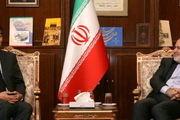 فرستاده ویژه چین در امور خاور میانه با ظریف دیدار کرد