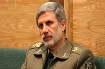 وزیر دفاع در هیچ یک از شبکههای اجتماعی حضور ندارد