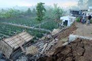 زمین لرزه شدید در اندونزی