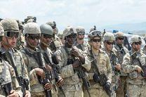 ایالات متحده آمریکا 1000 نیروی نظامی به خاورمیانه اعزام می کند