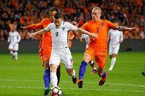 ساعت بازی هلند و فرانسه مشخص شد