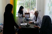 انجام بیش از 130 خدمات درمانی در شهرک پیامبر اعظم(ص) بندرعباس