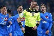 ناپولی به نیمه نهایی جام حذفی راه پیدا نکرد