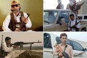 هلاکت ملاعمر شاهوزهی سرکرده گروهک تروریستی جیش الظلم