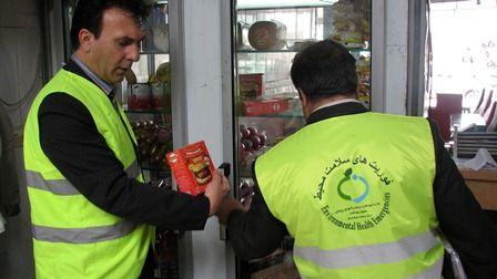 اجرای طرح سلامت نوروزی در استان اردبیل