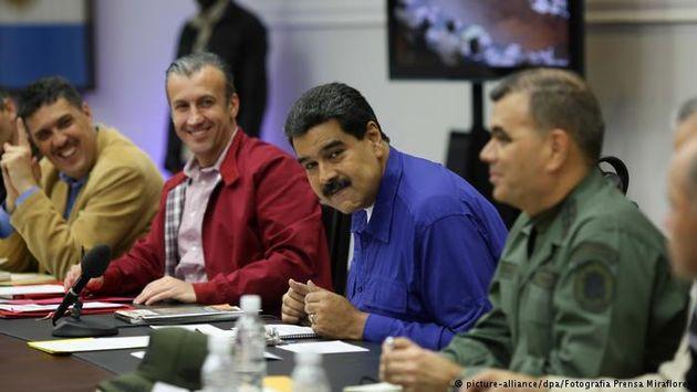 آمادگی دولت ونزوئلا برای آغاز مذاکرات صلح با اوپوزیسیون