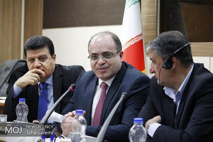 همایش مشترک اقتصادی ایران و سوریه