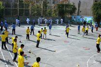 دانش آموزان زنگ تفریح در کلاس ها بمانند/تعطیلی زنگ ورزش به علت آلودگی هوا