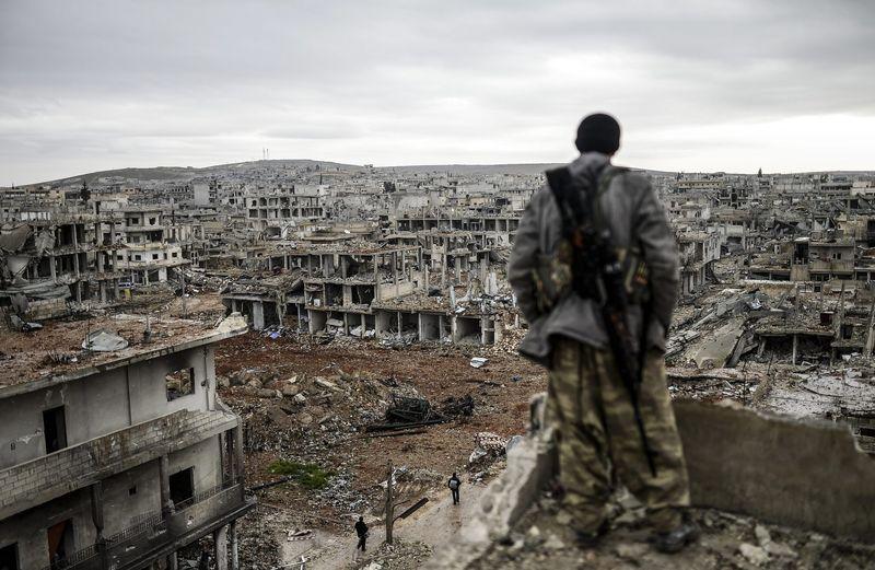 درگیری های سوریه فورا متوقف شود