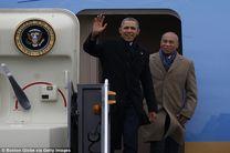 فرماندار سابق ماساچوست گزینه اوباما برای ریاست جمهوری آمریکا