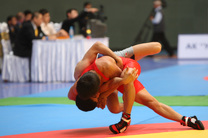 تبریک کمیته ملی المپیک به قهرمانی تیم ملی کشتی آزاد