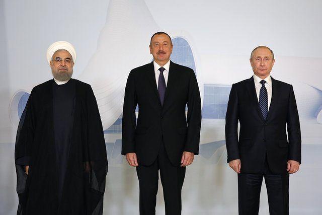 برنامه های سفر پوتین و الهام علیاف به تهران اعلام شد