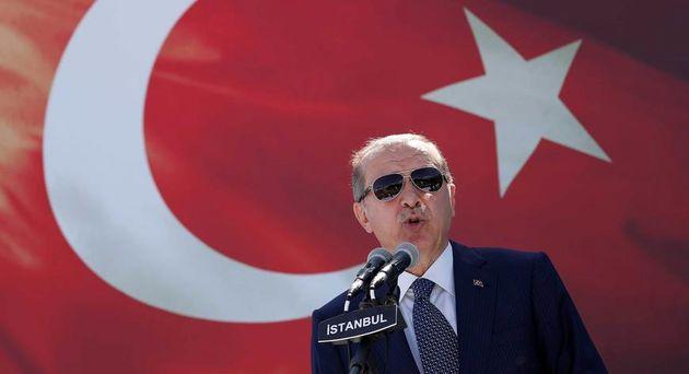 اردوغان: بارزانی خیانتکار است