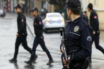 """پلیس ترکیه 12 مظنون به عضویت در گروهک """"پ ک ک"""" را بازداشت کرد"""