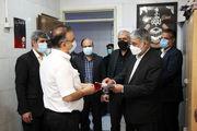 تجلیل رئیس کل دادگستری استان یزد از پزشکان زندان