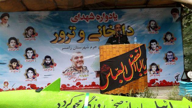 اقتدار ایران اسلامی سبب ترس و وحشت دشمنان است