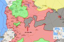 ارتش سوریه تعداد زیادی از اعضای داعش را در بادیه به محاصره درآورد