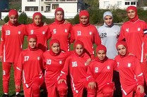 دیدار فوتبال ایران و روسیه با حضور تماشاگران زن