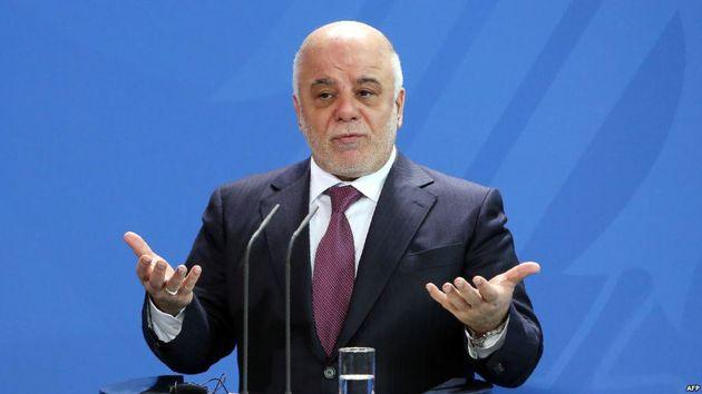 العبادی از ارتش برای پاکسازی عراق از گروه تروریستی داعش تشکر کرد