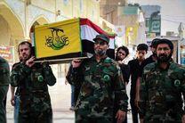 شهادت یک رزمنده نُجَباء در سوریه
