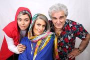 گریم متفاوت بازیگران فیلم تازه عطشانی رونمایی شد/محمدجواد جعفرپور هم به کوسه پیوست