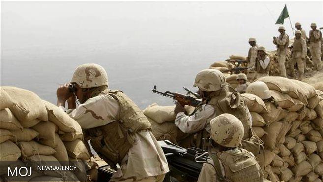محاصره شهر نجران عربستان توسط نیروهای مشترک یمنی