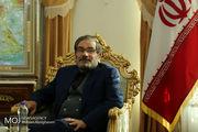 تسلیت شمخانی در پی درگذشت برادر سردار دهقان