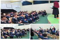 همایش هفته جهانی کودک در خوانسار برگزار شد