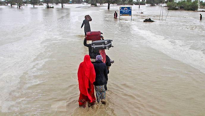 موازی کاری دستگاه های حمایتی در بحران سیل سیستان و بلوچستان