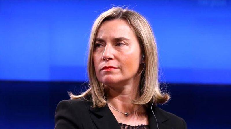 درخواست فدریکا موگرینی از طرف های درگیر در لیبی