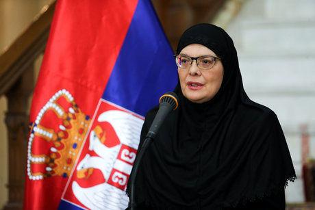 رئیس مجلس صربستان وارد تهران شد