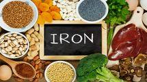 تاثیر مصرف غذاهای حاوی آهن بر خواص لیکوپین گوجه فرنگی