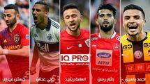ستاره پرسپولیس نامزد بهترین لژیونر فوتبال عراق شد