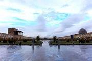 هوای اصفهان در دومین روز خرداد ماه  پاک است