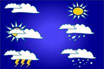 آخرین وضعیت آب و هوا استان مازندران