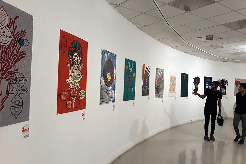 موزه گرافیک میزبان پوستر تئاترهای دهههای ۵۰ شمسی و ۷۰ میلادی