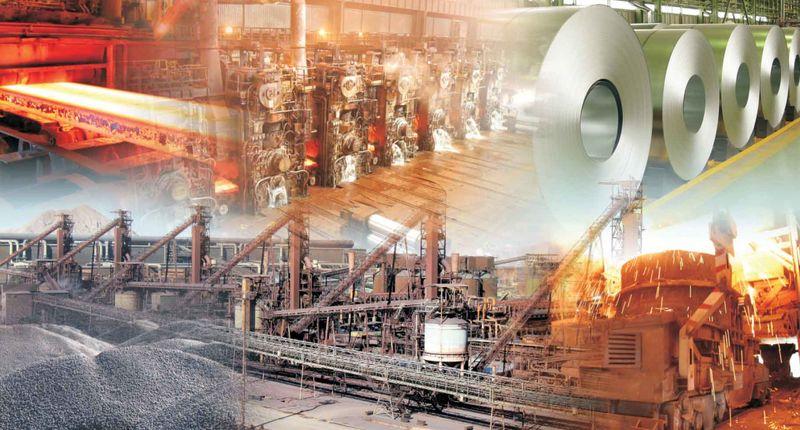 افزایش ۱۲ درصدی تحویل محصولات فولاد مبارکه در سال ۱۳۹۶