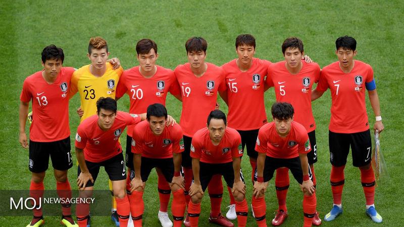 اعلام ترکیب تیم های ملی کره جنوبی و فیلیپین