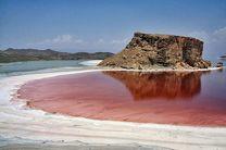 افزایش ۹ برابری آب ورودی به دریاچه ارومیه نسبت به ۶ سال گذشته