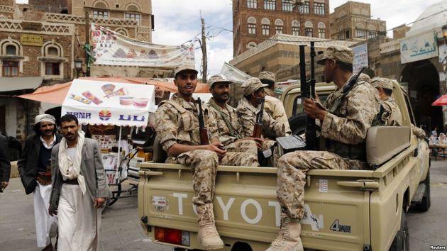 جنگ به داخل خاک عربستان کشیده شده است