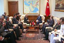 دیپلماسی عاقبت اندیشی ترکیه این بار مقابل آلمان
